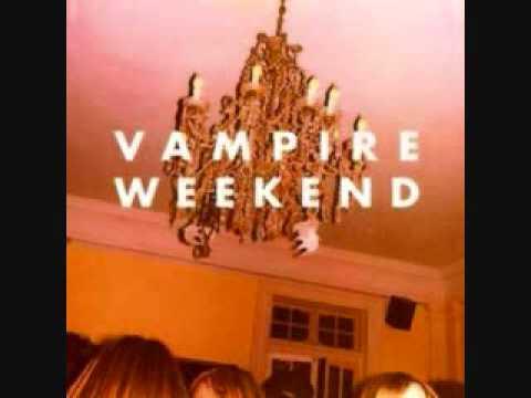 Vampire Weekend-Cape Cod Kwassa Kwassa(Studio Version)