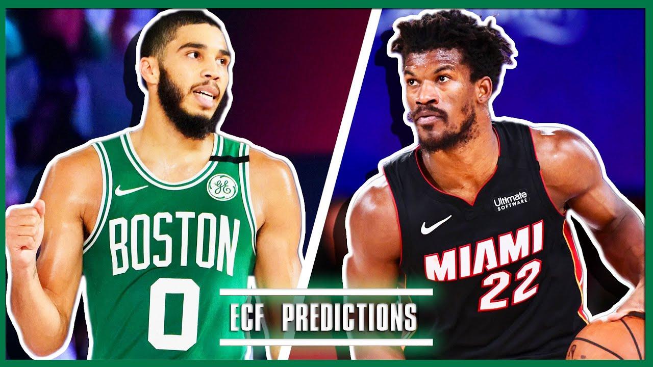 Celtics vs. Heat: Predicting the NBA Eastern Conference Finals