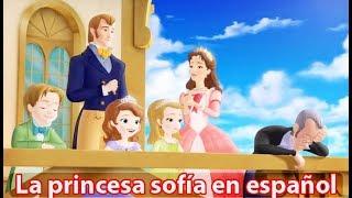 La princesa sofía en español latino - Mejores escenas HD