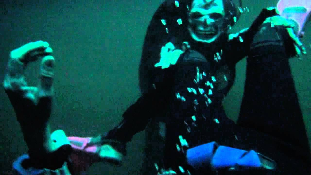 Cenote Angelita Scuba Halloween