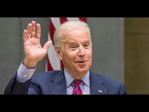 U.S. VP Joe Biden gives a toast at dinner in Ottawa