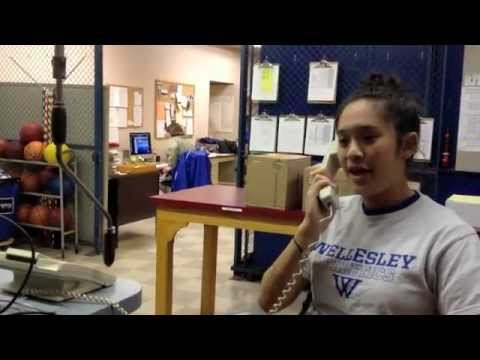 SH!T Wellesley College Athletes Say