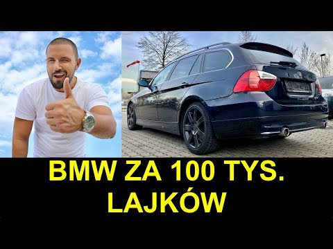 BMW za LAJKI: 335d e91 z Niemiec :D