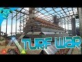 ARK Raid - Turf War: Raiding our Old Base Location! ARK Ragnarok PVP E37