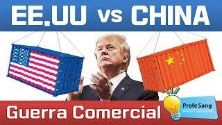 Gambar cover Guerra Comercial entre EEUU y China - Explicado Fácilmente