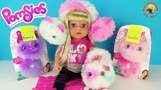 КОТЯТА для девочек POMSIES Интерактивная ИГРУШКА КОШЕЧКА! Видео для детей Toys Kittens