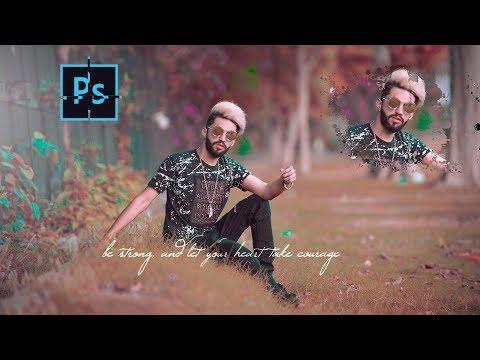 Premium & Paid Photoshop Outdoor High End Editing Tutorial Free Urdu Hindi