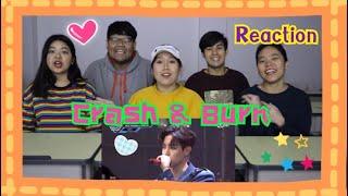 รักสุดใจนายตำรวจ 👮🏻♂️[ GOT7 - Crash & Burn ] Comeback Stage ~ M Countdown | React Ga Zhen | EP.32