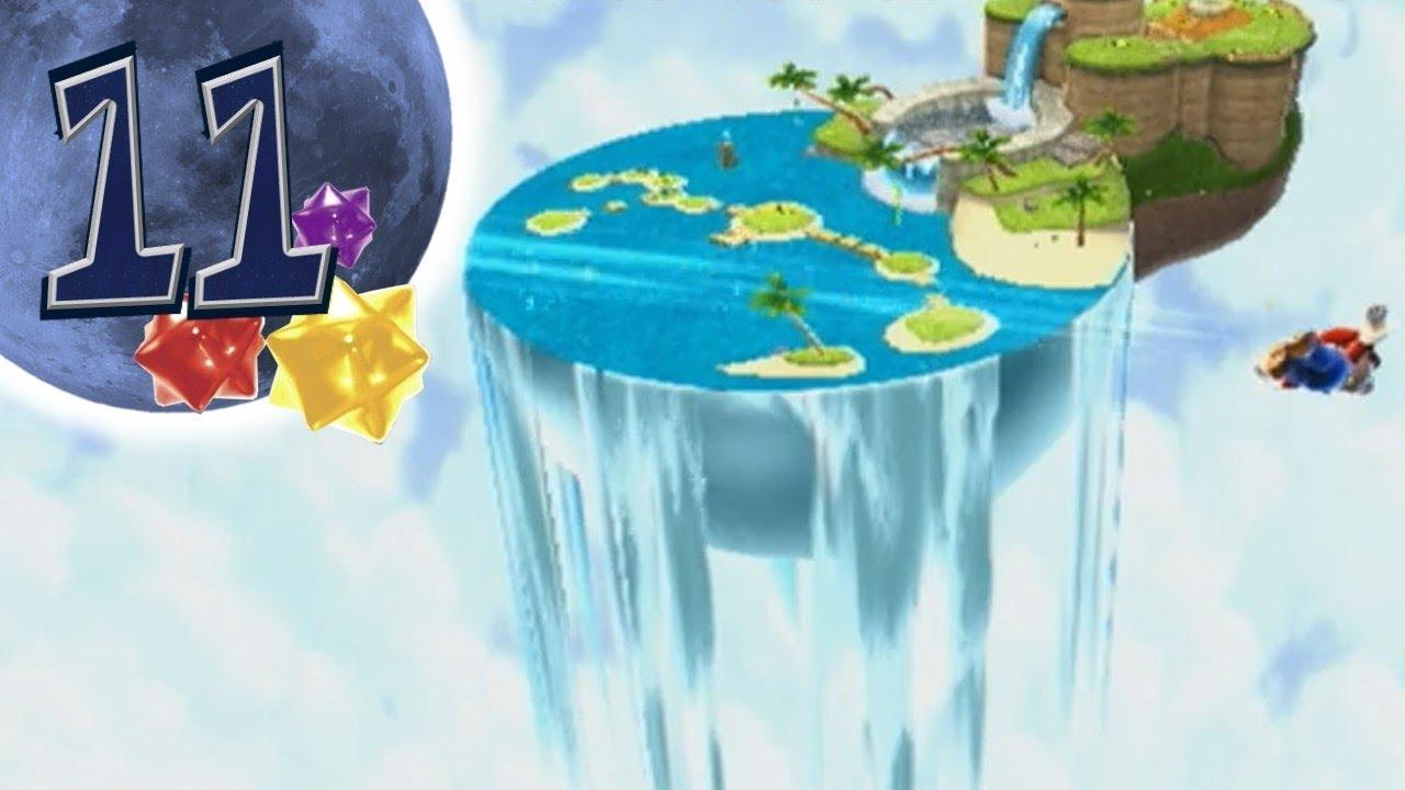 11] Super Mario Galaxy: Wii U/Wii [Beach Bowl In the Kitchen] - YouTube