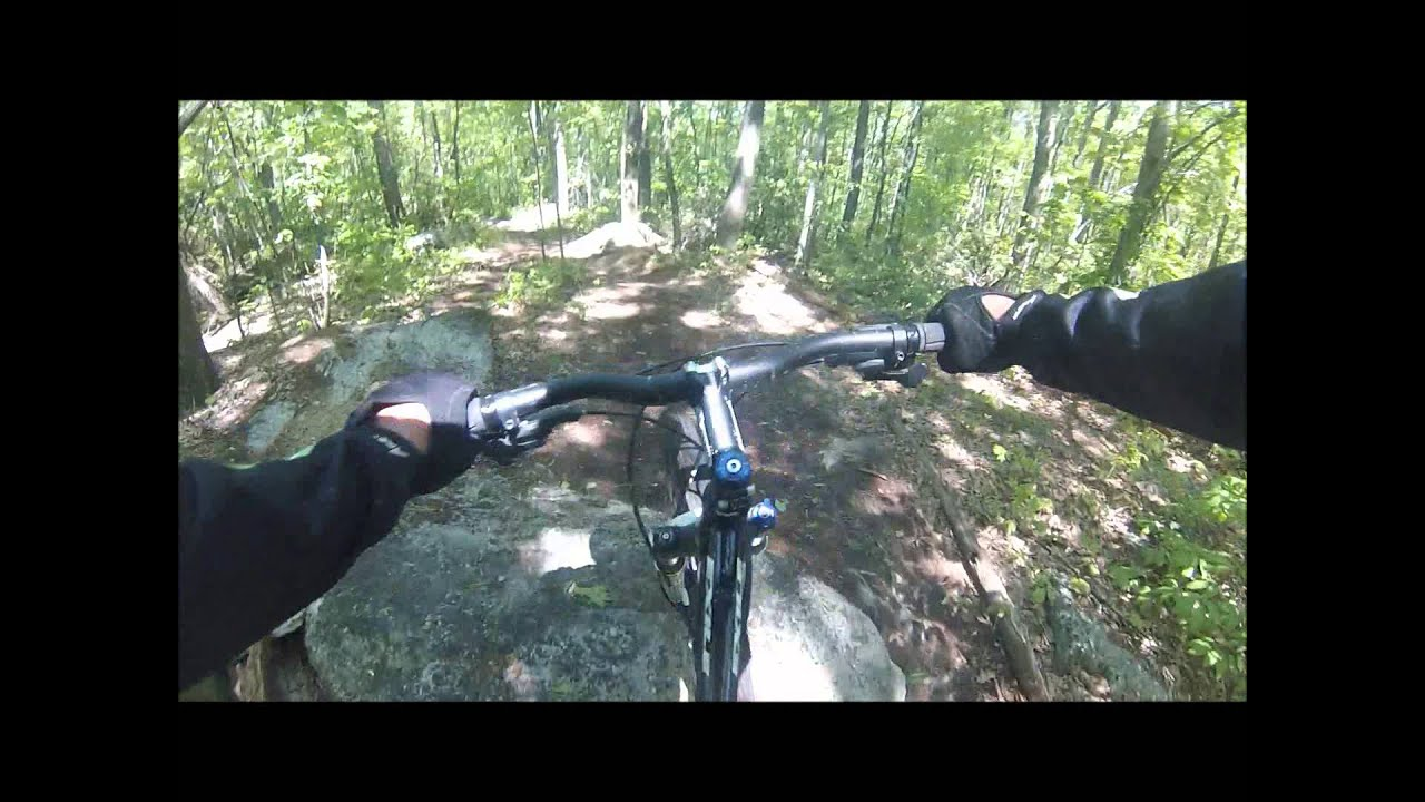 New Bootleg Trail At Rocky Ridge Park York Pa Youtube