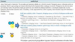 Zadanie 18. Różne sytuacje. Egzamin przykładowy ósmoklasisty CKE | MatFiz24.pl