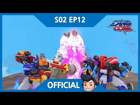 [DinoCore] Official | Vito's Scheme | Robot Animation for Kids | Season 2 EP12