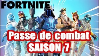 🔴 [ Fortnite ] Combat Pass SAISON 7 - TRAILER