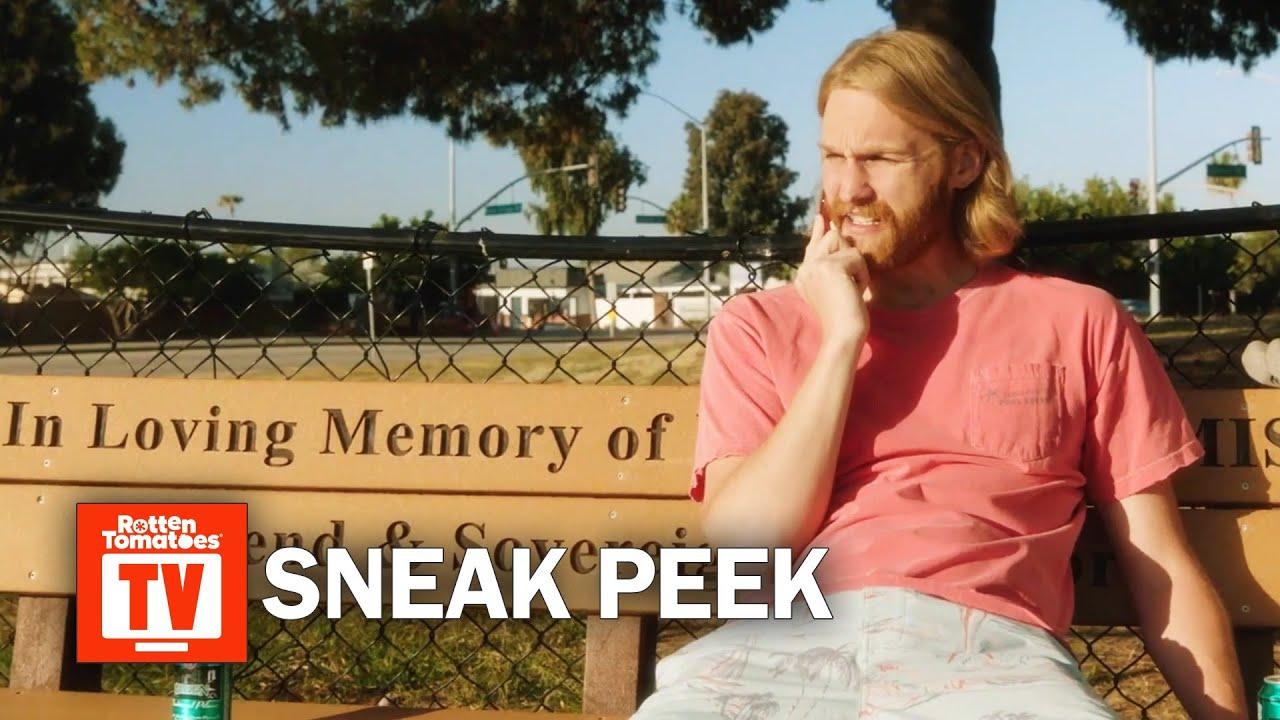 Download Lodge 49 S02E01 Sneak Peek | 'Total Flakage' | Rotten Tomatoes TV