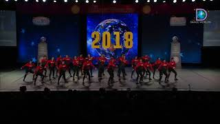 Hy-Fidelity Dance Design - Supreme Krew (Australia) [2018 Open Coed Hip Hop Semis]