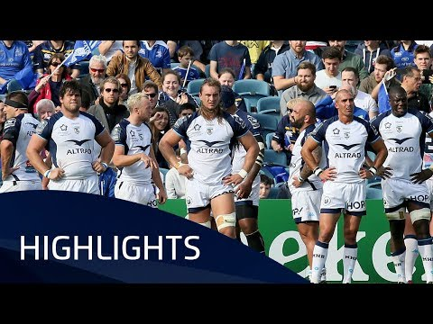 Leinster Rugby v Montpellier (P3) - Highlights – 14.10.2017