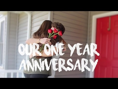 1st year dating anniversary gifts for him