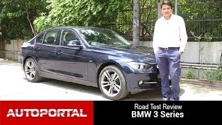 BMW 3 Series Test Drive Review - Autoportal