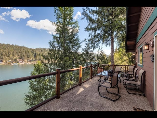 Inviting Waterfront Home in Coeur D'Alene, Idaho | Sotheby's International Realty