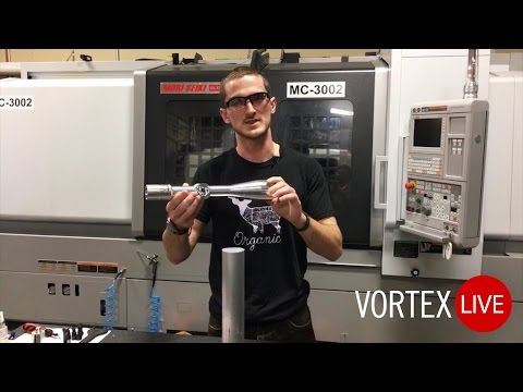 VortexLIVE: Tour of Vortex Optics Manufacturing Facility