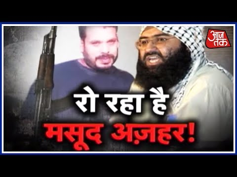 Vardaat: Jaish Chief Masood Azhar's Nephew Killed In Kashmir, All You Need To Know