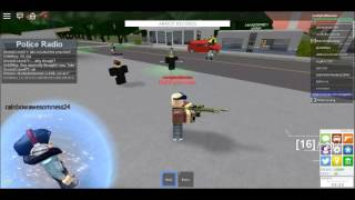 ROBLOX Asesinato de Asesores de Seguridad Nacional de IC [Shiberis]