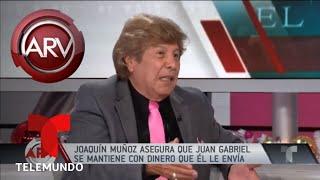 Los presuntos mensajes de Juan Gabriel después de muerto | Al Rojo Vivo | Telemundo