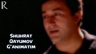 Shuhrat Qayumov - G