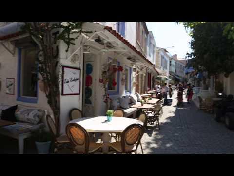 Alaçati: aegean town in western Turkey