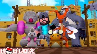26 NEW POKEMON! HOW HAVE I NEVER SEEN THIS? | Pokémon Brick Bronze [#101] | ROBLOX