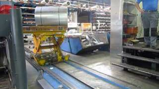 Jorns cut to length and slitting line used machine for sale