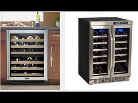 Top 5 Best Built In Wine Cooler 2018