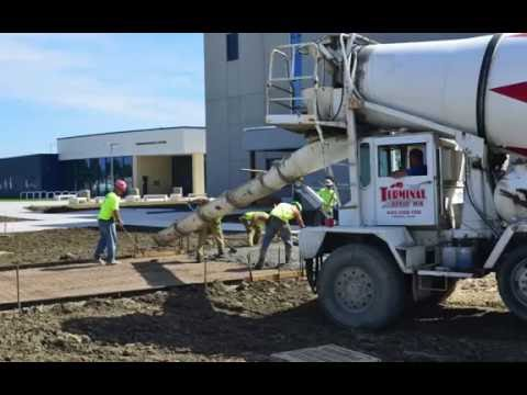 The Construction of the New Lorain High School!