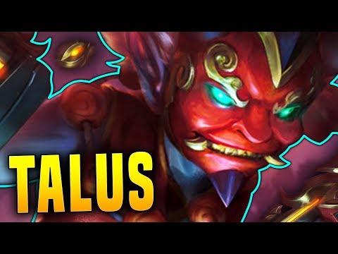 NERFED BUT STILL FANTASTIC | Paladins Talus Gameplay & Build