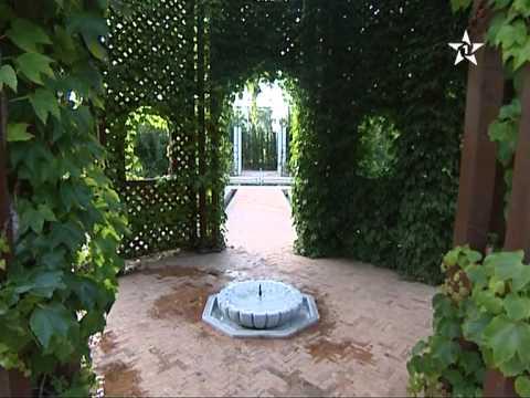 Inauguration du jardin d 39 essais botaniques rabat 2 for Jardin oudaya rabat