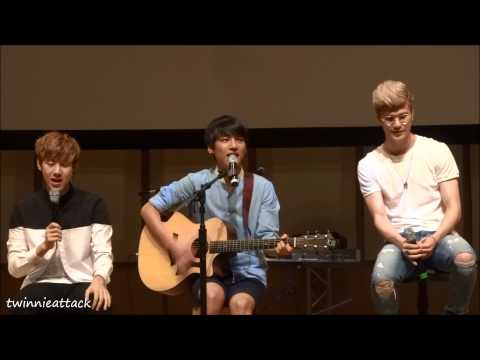 FANCAM_ 070614 LUNAFLY - Seeing You Or Missing You @ SCO { FANMEET }