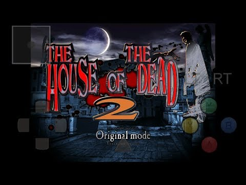Download & Play The House Of The Dead 2 On Android. By Android Master.