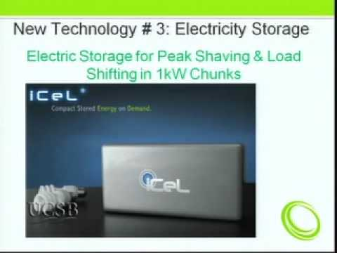 Commercializing Advances in Energy Efficiency