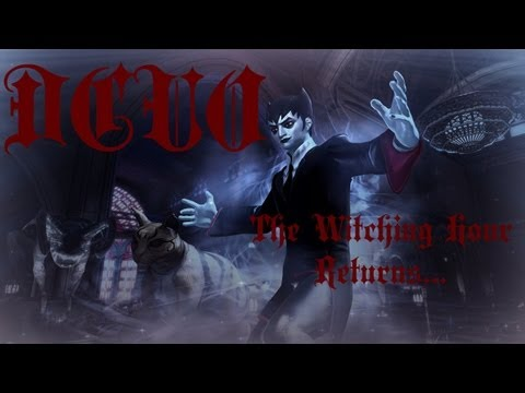 DC Universe Online-The Witching Hour Returns