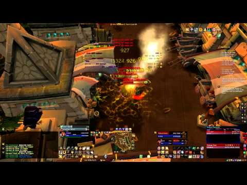Normal Lost City Of Tol'vir Solo (Protection Paladin)
