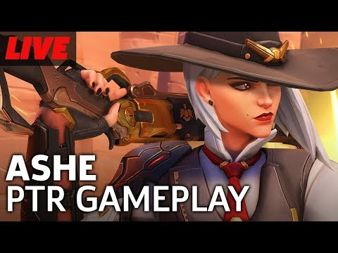 When Will Ashe Be On The Ptr