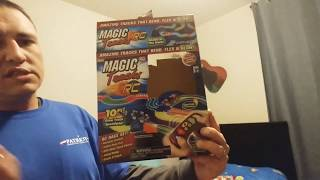 Magic Tracks RC | As Seen On TV toy review