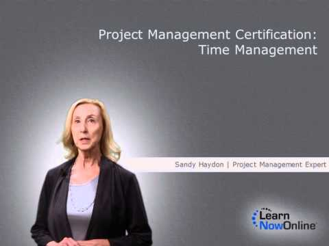 Trailer For Project Management Time Management