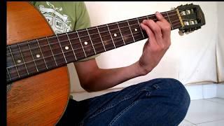 Lênh đênh phận buồn (Thái Thịnh - Như Quỳnh) - Guitar Intro - Hợp âm
