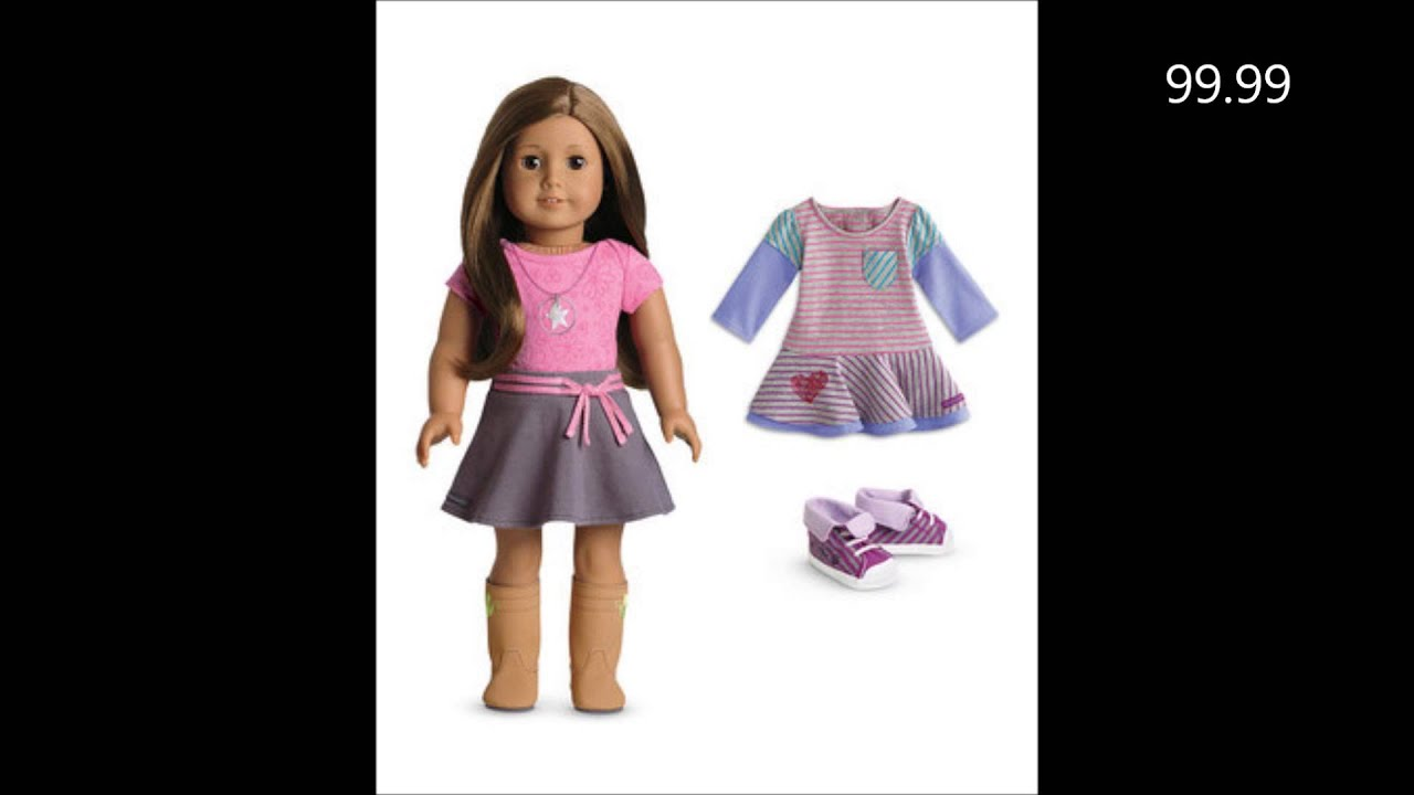 Zulily is having a American girl and Bitty baby sale