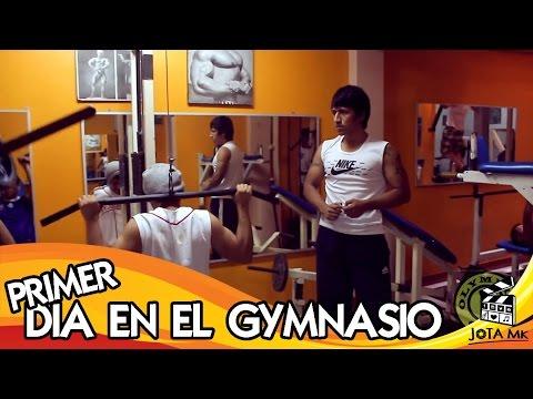 Primer dia en el gimnasio olympus gym youtube for El gimnasio