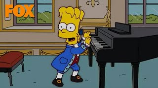 I Simpson 15x11 - Bart Mozart e Lisa Salieri
