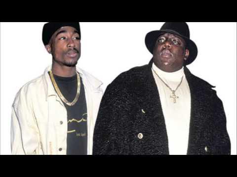 2Pac & Biggie - Niggas in Paris (HD + Lyrics)