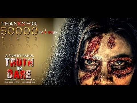 TRUTH OR DARE | New Telugu Horror Short Film 2017- 2018 | Directed by Rahul Singh | HR Productions