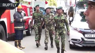 Sri Lanka blasts: Police detains 7 suspects in connection with bombings